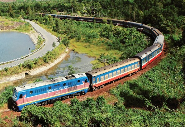 Các tuyến đường sắt chính của việt nam