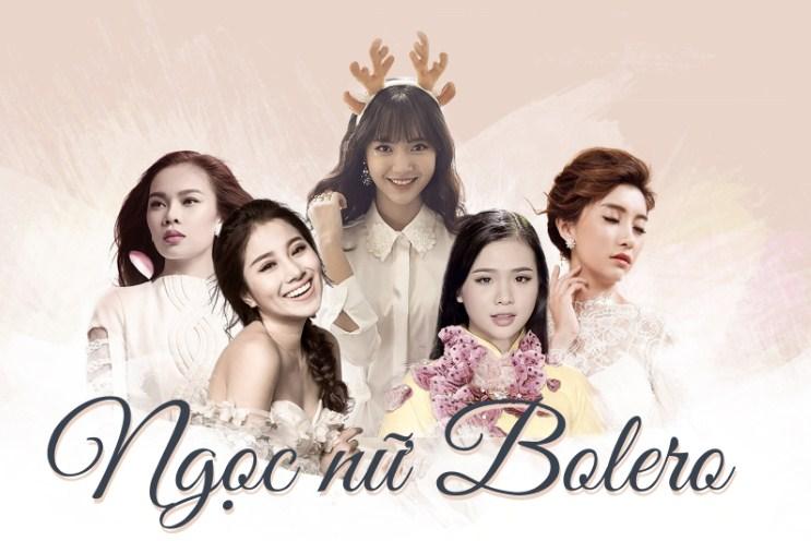 Top các ca sĩ nữ hát bolero