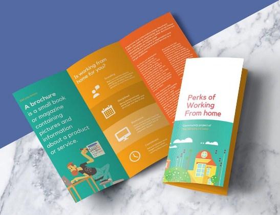 Brochure là gì ?