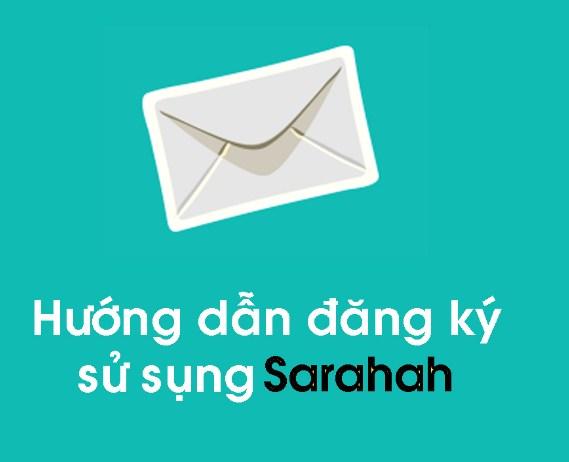 Sarahah là gì