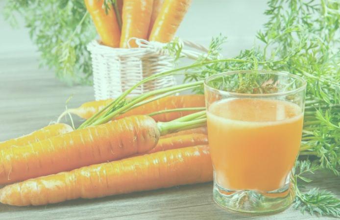 Cách làm trắng da từ cà rốt đơn giản hiệu quả cao