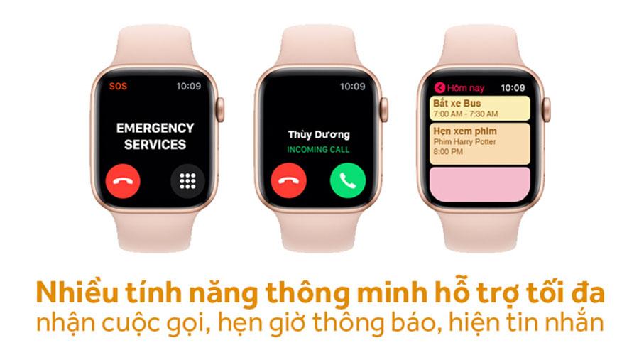 Nghe gọi trên Apple Watch rất tiện lợi và dễ dàng