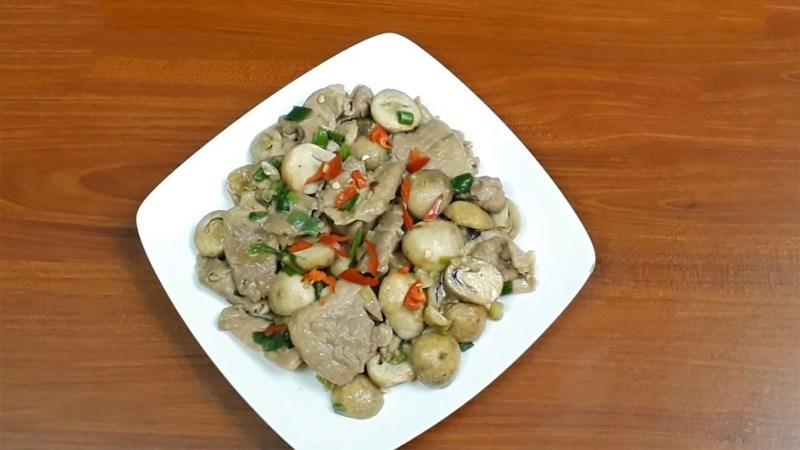 Tổng hợp 8 món ngon từ nấm rơm hấp dẫn và dễ làm cho bữa cơm gia đình