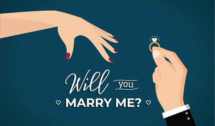 3 nguyên tắc vàng khi chọn nhẫn cầu hôn - caodiamond