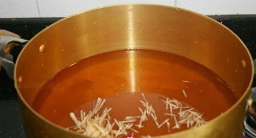 Cách nấu chè trôi nước nhân đậu phộng | Epetitions.Net