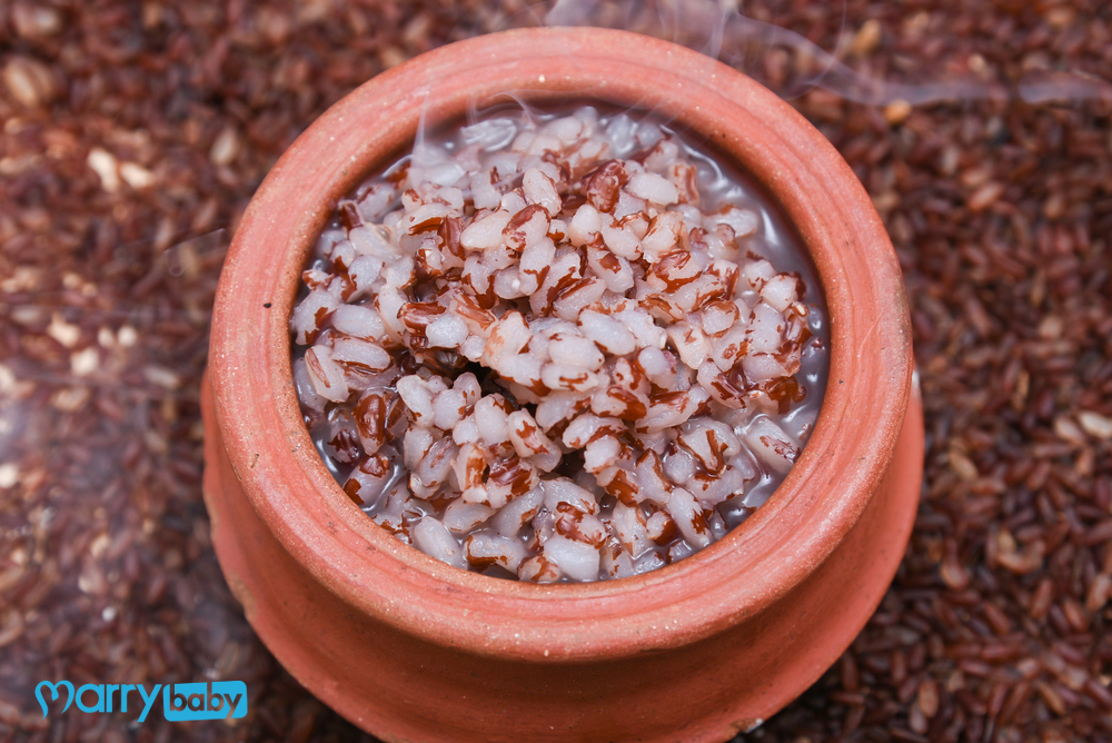 Cách nấu cháo yến mạch giảm cân kết hợp gạo lứt