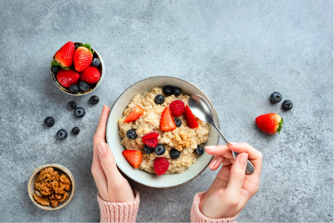 9 cách nấu cháo yến mạch giảm cân ngon giúp cắt cân nhanh - marrybaby
