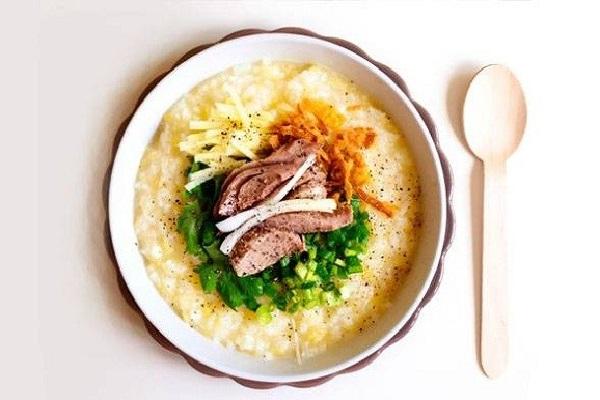 Cách nấu món cháo vịt ngon chiêu đãi cả nhà ngày mưa