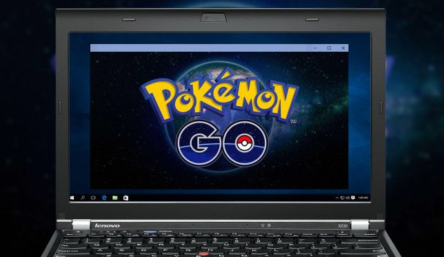 Cách chơi Pokemon GO trên máy tính Windows