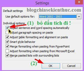 chữ trong file word bị cách quãng, nhảy chữ phải làm sao ? - blog chia sẻ kiến thức