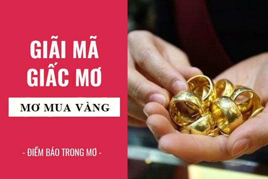 Giải mã giấc mơ: Nằm mơ thấy mua vàng, mất vàng, nhặt vàng điềm báo gì, lành hay dữ? con số liên quan