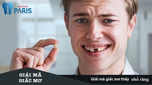 Nằm mơ thấy nhổ răng là điềm gì? Có sao ko? Mơ nhổ răng đánh con gì?