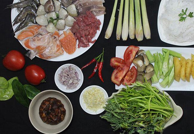 5 cách nấu bún hải sản ngon chua cay không phải ai cũng biết