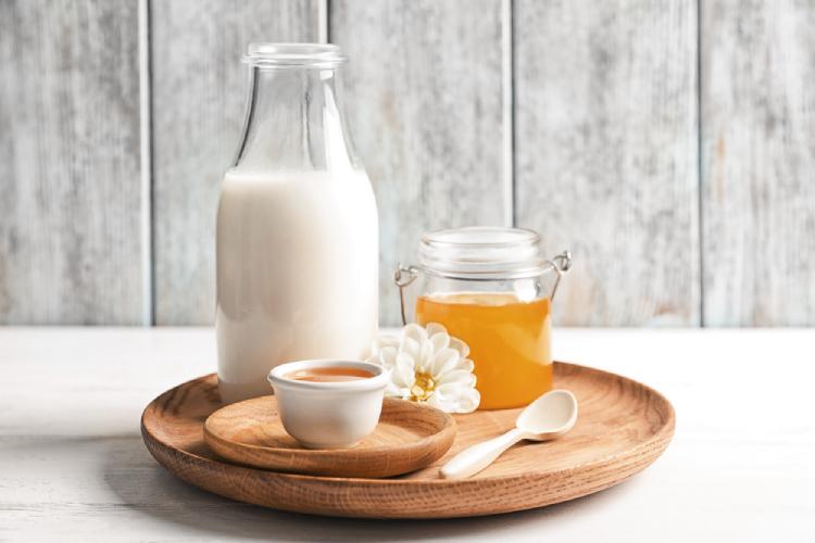 Cách nấu cháo yến mạch giảm cân cùng sữa tươi