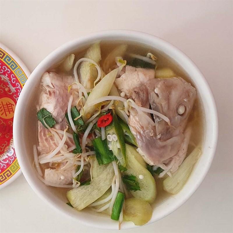 Cách nấu canh chua cá diêu hồng chuẩn vị, đậm đà thanh mát