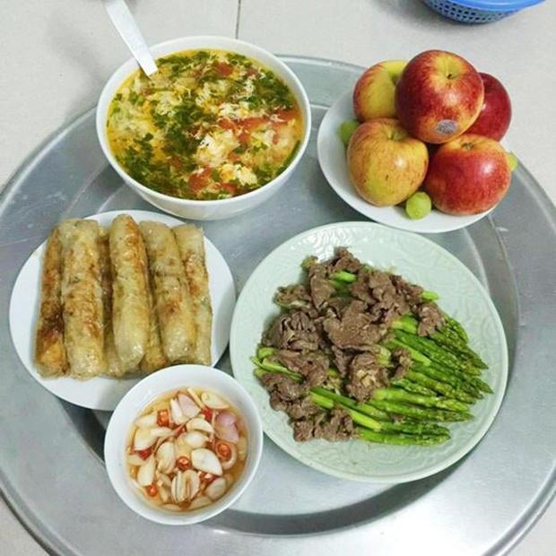 món ngon mỗi ngày thực đơn những món ăn hàng ngày