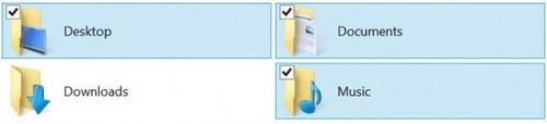 Windows 10 - Cách chọn nhiều file, folder cùng lúc không cần giữ Ctrl
