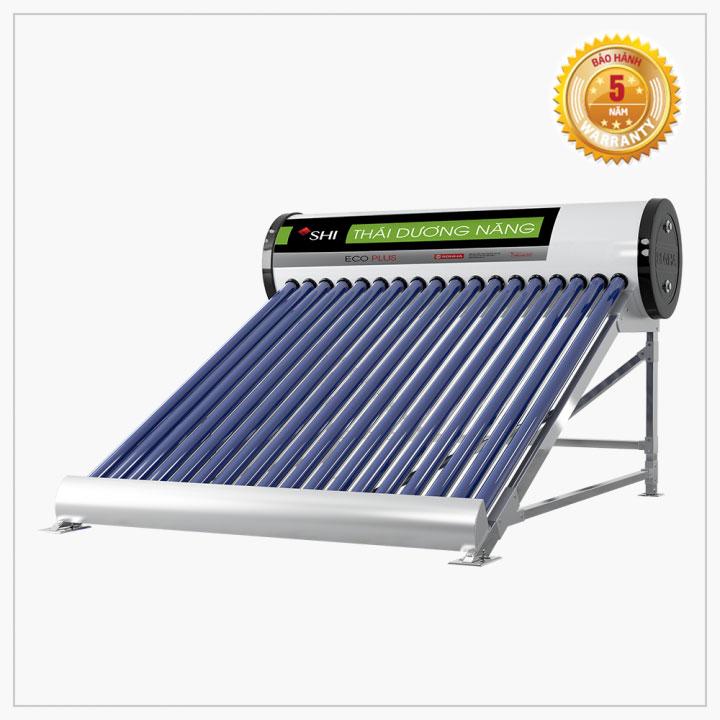 nên dùng máy nước nóng năng lượng mặt trời nào tốt nhất?