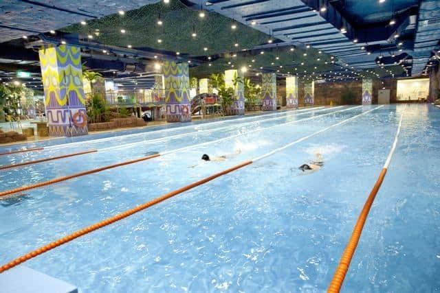 15 địa chỉ bể bơi ở hà nội chất lượng mùa hè này