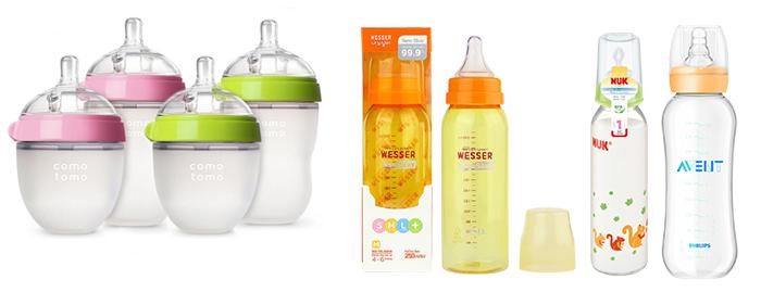 top 50+ bình sữa cho bé, trẻ sơ sinh an toàn giá tốt nhất 2021