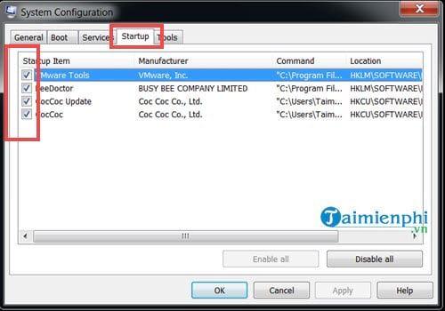 [taimienphi.vn] tắt ứng dụng chạy ngầm windows 7, tắt phần mềm, chương trình