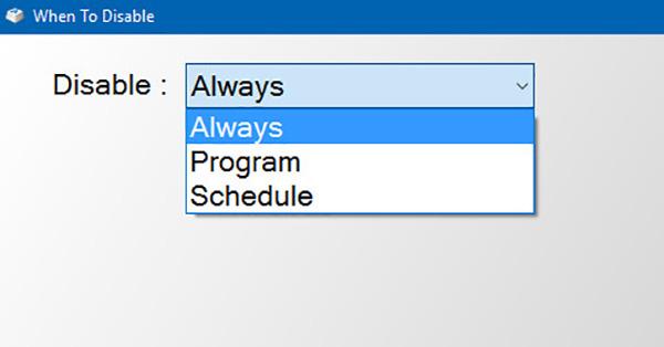 hướng dẫn thủ thuật vô hiệu hóa 1 phím trên bàn phím windows