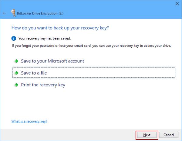 cách đặt mật khẩu khóa ổ cứng trên windows 10