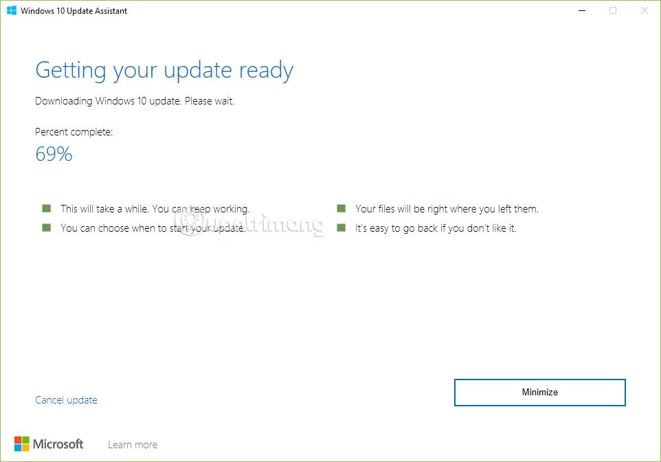 3 cách update windows 10 lên bản cập nhật mới nhất 2021