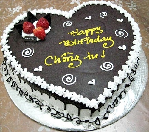 lời chúc mừng sinh nhật chồng yêu thật ngọt ngào, ý nghĩa