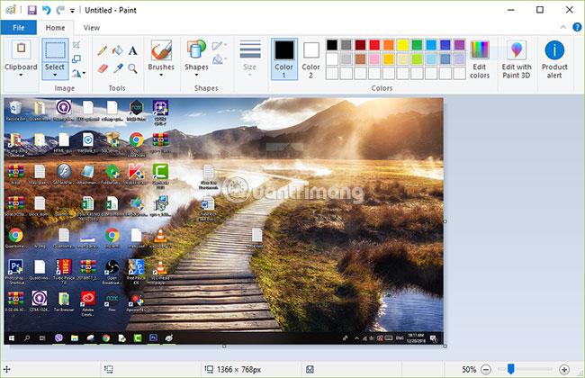 cách chụp màn hình máy tính, laptop 2021