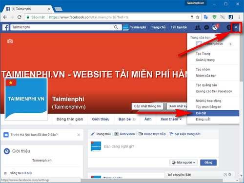 [taimienphi.vn] cách đổi tên facebook trên điện thoại và máy tính đơn giản nhất, hướng