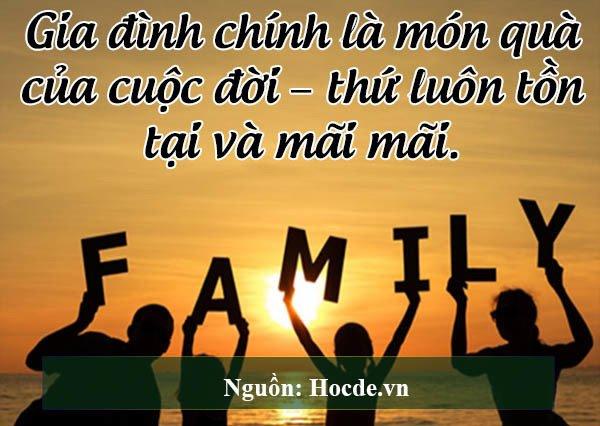 101 câu nói hay về gia đình ý nghĩa đáng đọc nhất