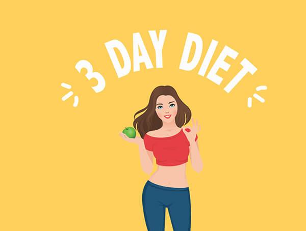 5 phương pháp giúp chị em giảm cân cấp tốc trong 3 ngày