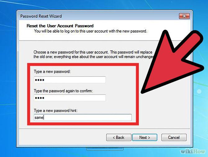 hướng dẫn cách đăng nhập vào máy tính khi quên mật khẩu