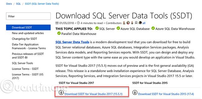 hướng dẫn cài sql server 2017 từng bước