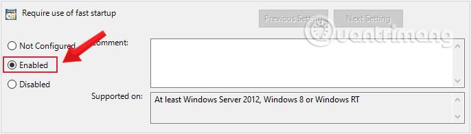 """khởi động windows 10 """"nhanh như gió"""" với fast startup"""