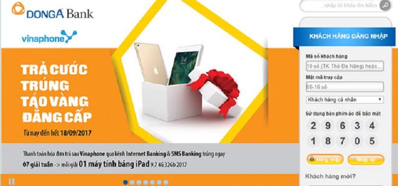 mã số khách hàng Đông Á bank là gì?