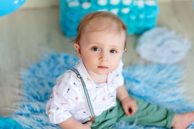 chế độ ăn bé 9 tháng tuổi phát triển cân nặng nhanh chóng - mamamy