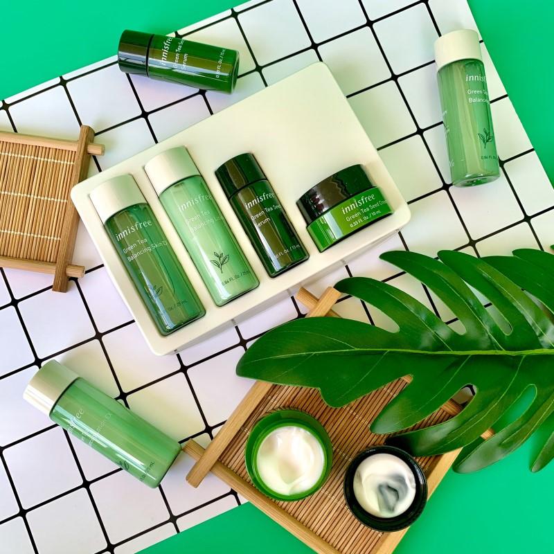 top 5 dòng mỹ phẩm cho da dầu và mụn được ưa chuộng hiện nay