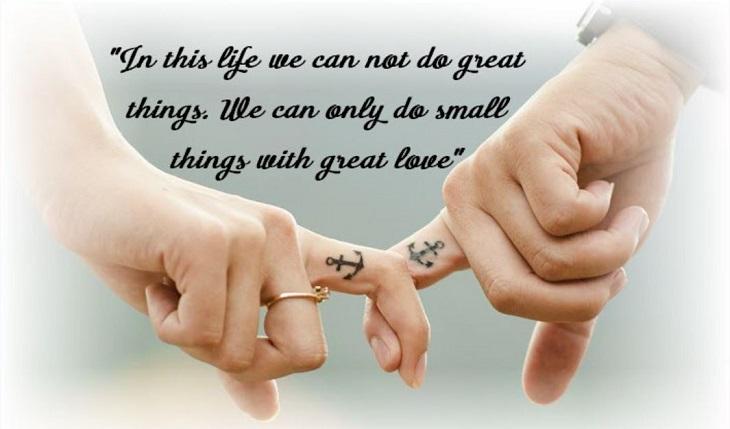 những câu nói hay nhất về tình yêu đáng suy ngẫm