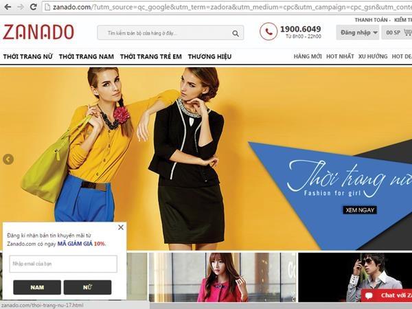 top5website bán quần áo online uy tín nhất ở việt nam hiện nay
