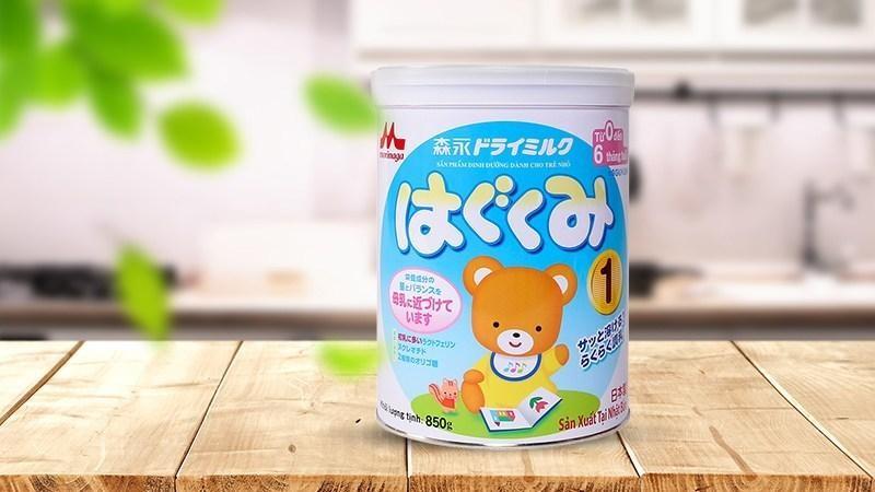 top 7 loại sữa mát giúp bé tăng cân nhanh và bảng giá mới nhất