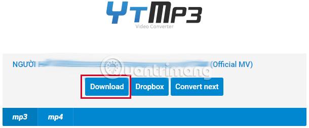 tải nhạc youtube, 7 cách tải mp3 từ youtube, tách nhạc từ video youtube cực dễ