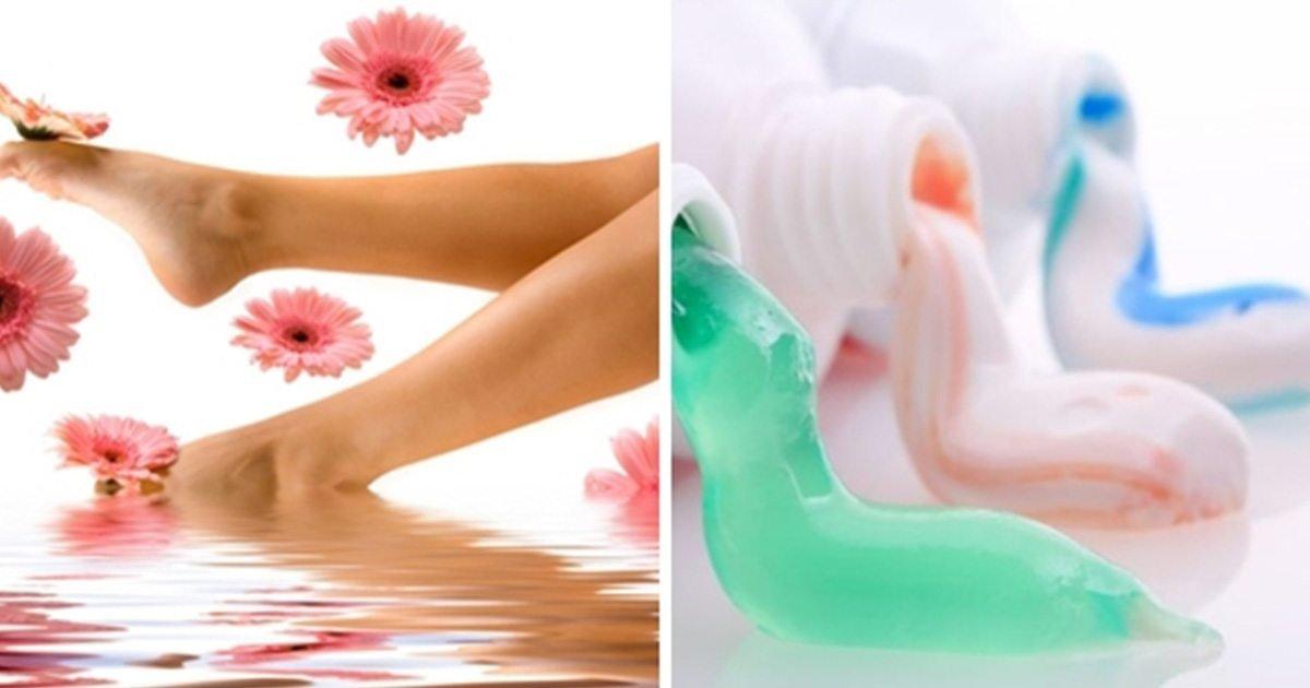 4 cách tẩy lông chân tại nhà bằng nguyên liệu tự nhiên